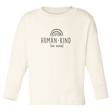 Human Kind Be Both - Bodysuit & Tee