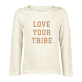 Love Your Tribe - Bodysuit & Tee