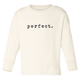 Perfect - Bodysuit & Tee