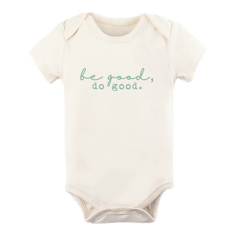 Be Good Do Good - Bodysuit & Tee