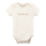 Cuddle - Bodysuit & Tee - Clay
