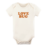 Love Bug - Bodysuit & Tee - Rust