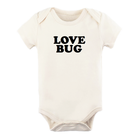 Love Bug - Bodysuit & Tee - Black