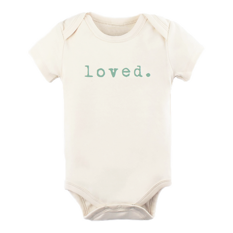 Loved - Bodysuit & Tee