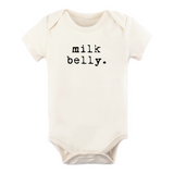 Milk Belly - Bodysuit & Tee