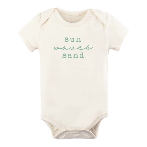 Sun Waves Sand - Bodysuit & Tee