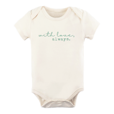 With Love, Always - Bodysuit & Tee
