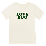 Love Bug - Bodysuit & Tee - Olive