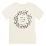 Made With Love - Bodysuit & Tee