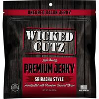 Sriracha Bacon Jerky - 2oz