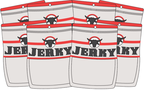 Jerky Subscription - Eight Bags - Twelve-Months Prepaid