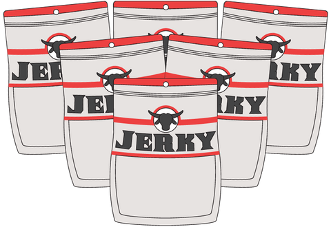 Jerky Subscription - Six Bags - Three-Months Prepaid