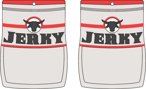 Jerky Subscription - Two Bags - Monthly