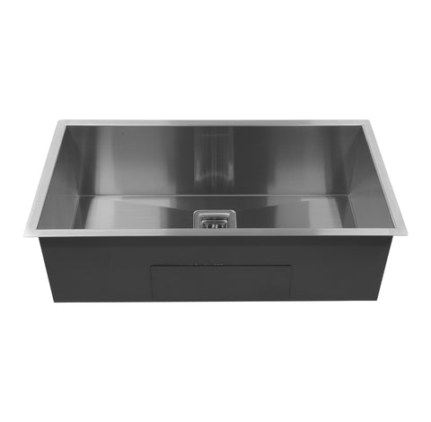 "36"" Single Bowl Under-mount Sink"