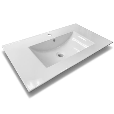 High Gloss Vanity Sink