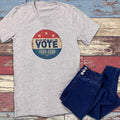 Women's Vote Button - Vneck