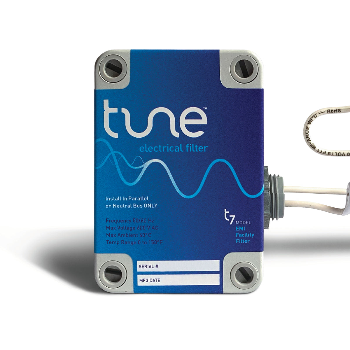 Tune® Filter for Residence