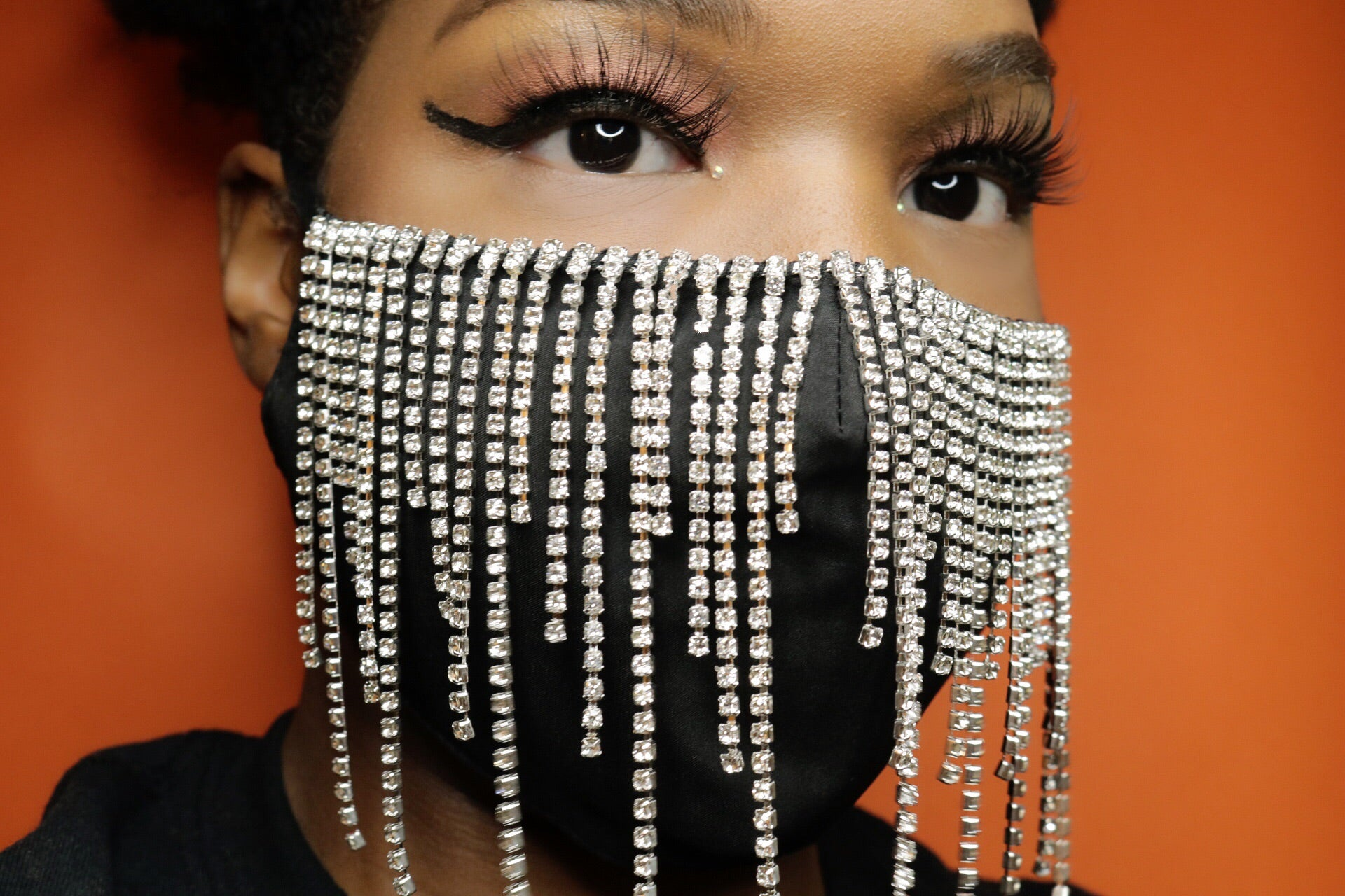 Bling Shade Mask