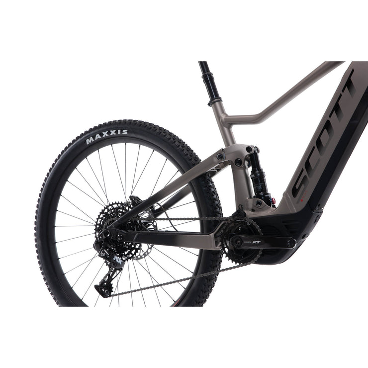 SCOTT Spark eRIDE 910 E-Bike Electric Mountain Bike - lescycles.co.uk