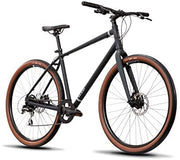 Raleigh Redux 1 Black 2021 Hybrid Bike