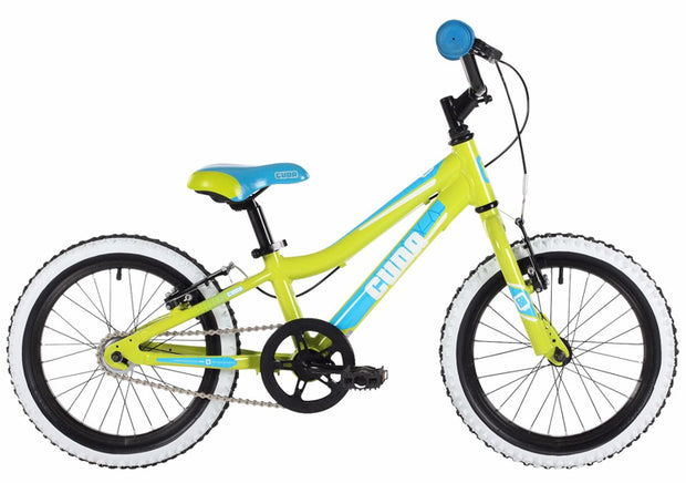 "Cuda Blox 16"" Boys Junior Kids Alloy Pavement Bike with Stabilisers"