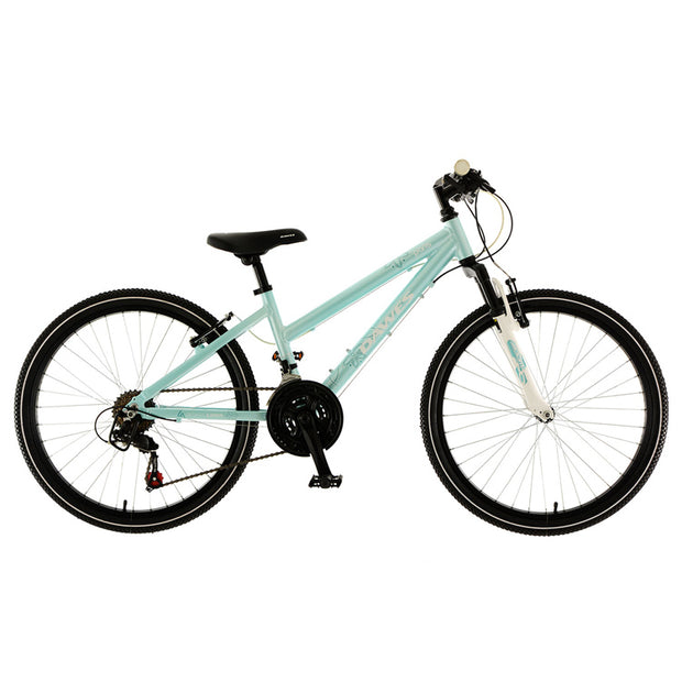 "Dawes Paris 24"" Girls Junior Kids Mountain Bike"