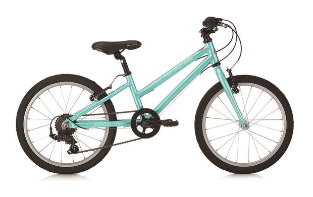 "Python Elite Girls Aqua 20"" Lightweight Mountain Bike"