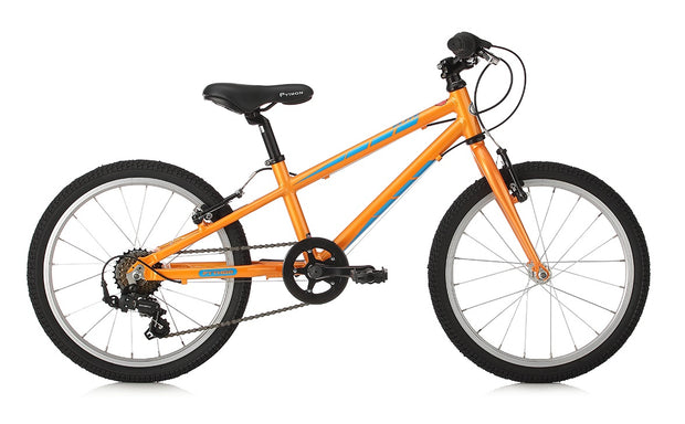 "Python Elite Boys Orange 20"" Lightweight Mountain Bike"