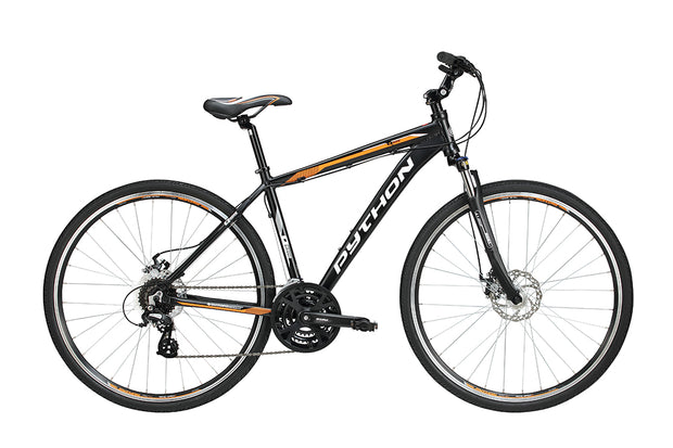 "Python Quantum 8200 Gents City Bike 18"" - lescycles.co.uk"