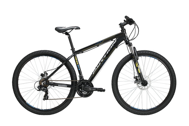"Python Trail 27.5"" Black Mountain Bike"