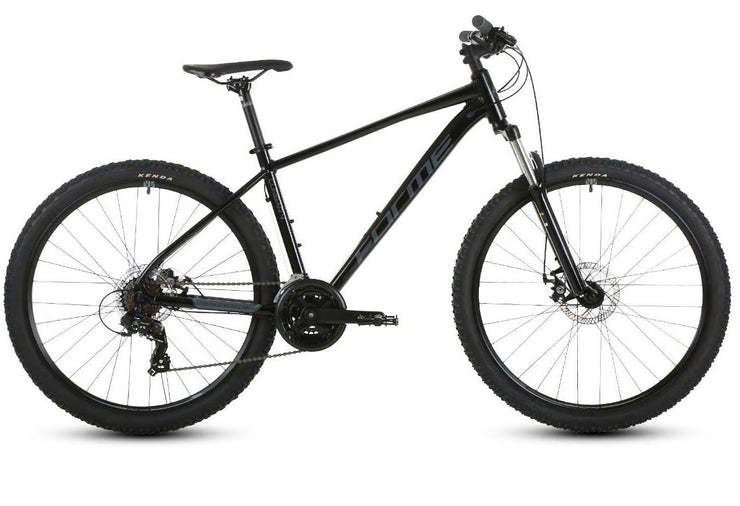 "Forme Curbar 4 Hardtail Mountain Bike 2021 Black 27.5"" 29"""