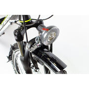 "Monteria Trip 1 19"" or 21"" Black Green White 2020 Hybrid Bike"