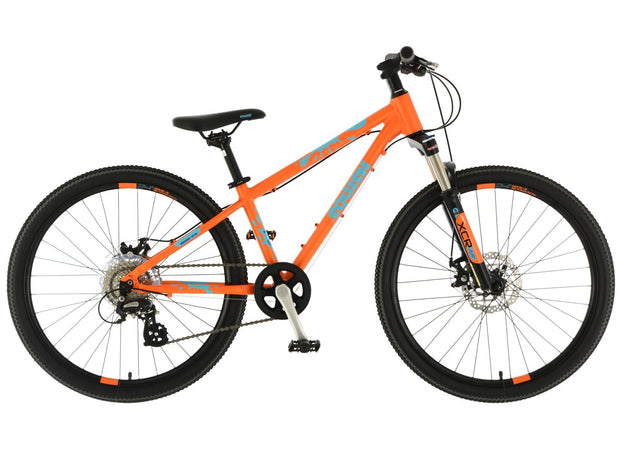 Squish 24 Orange Junior Kids Mountain Bike