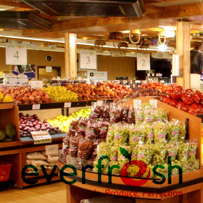 $500 @ Everfresh Supermarket