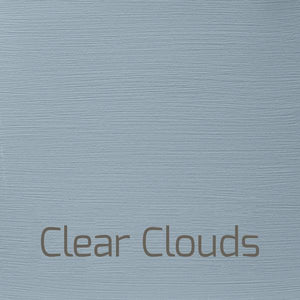 Clear Clouds - Vintage-Vintage-Autentico Paint Online