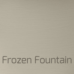 Frozen Fountain - Vintage-Vintage-Autentico Paint Online