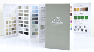 Autentico Fold Out Colour Card-Colour Card-Autentico Paint Online