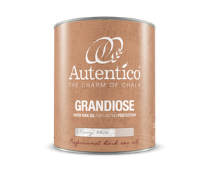 Grandiose Wax Oil - Grey-Furniture Wax-Autentico Paint Online