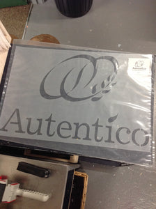 Autentico Stencil 600 x 400mm 120 Micron-Creative Powder-Autentico Paint Online