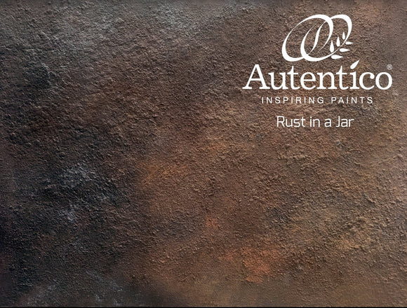 Rust in a Jar (Base)-Creative Powder-Autentico Paint Online