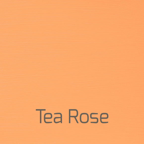 Tea Rose - Vintage-Vintage-Autentico Paint Online