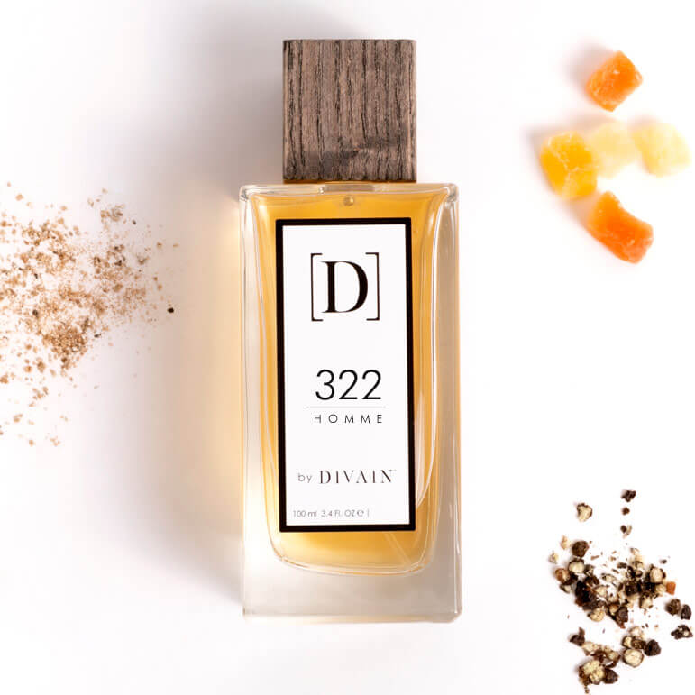 DIVAIN-323 | Similaire à Oud Wood Intense de Tom Ford | Homme