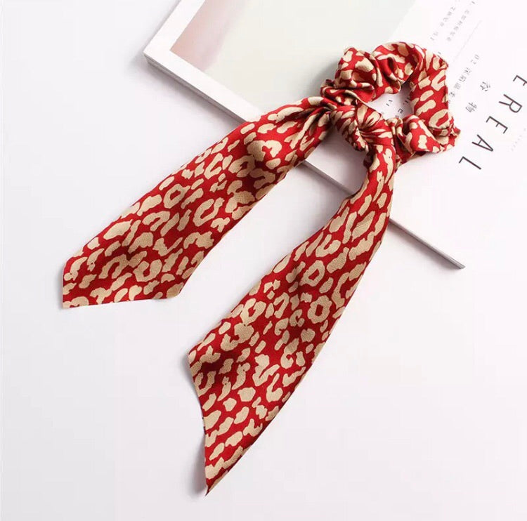 Assorted Scarf Scrunchies - Pineapple Lain Boutique