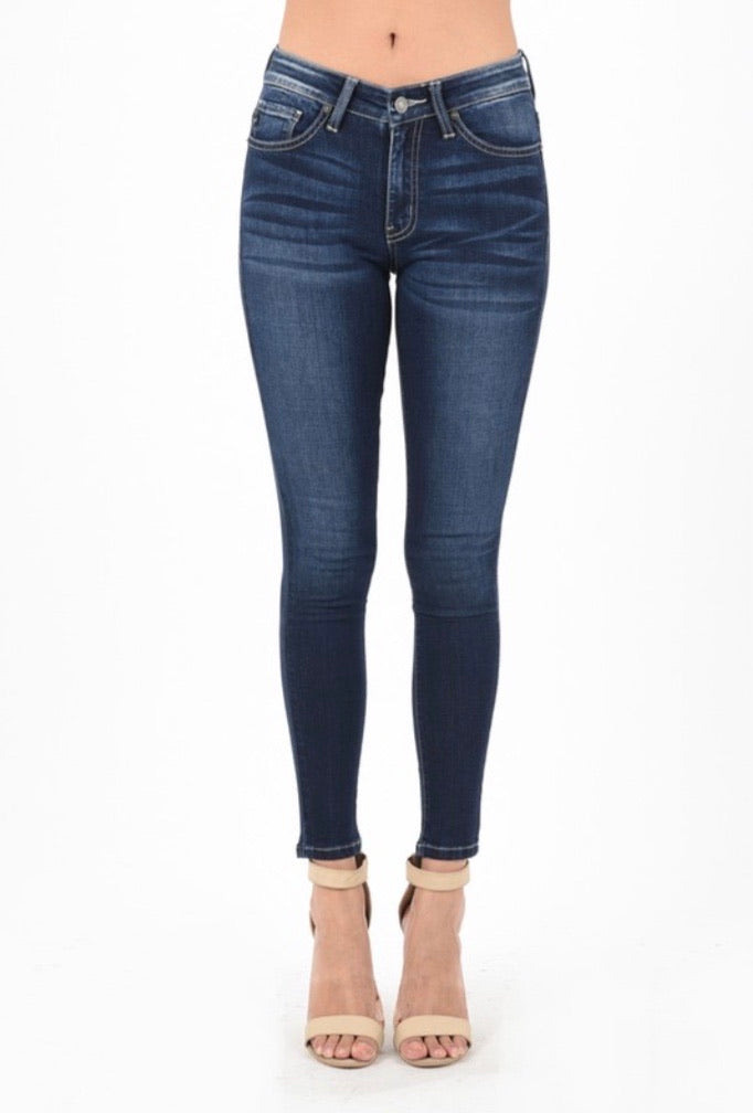KanCan7085DH Skinny Jean - Pineapple Lain Boutique