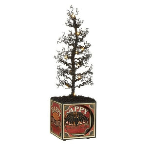 RAZ Imports Halloween Lighted Tree