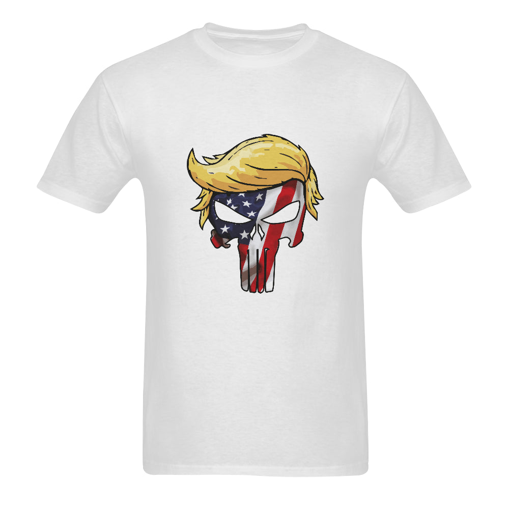 Limited Edition: Trumpisher Re-Elect Trump 2020 Front and Back T-Shirt