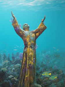 """Christ of the Deep"" -  Original"