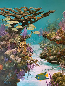Molasses Reef Prints and Original