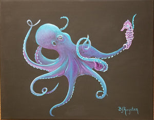 """Octopus Love"" - Original"