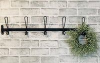 Modern Farmhouse Hook Bar